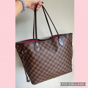 😍 Authentic Louis Vuitton Neverfull MM